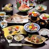 創作和食料理が3,300円~各種宴会のご予約も承ります。