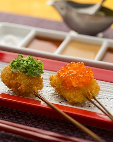 新串揚げ創作料理 「串やでござる」 古川橋本店 メニューの画像
