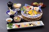 花籠 寿司御膳