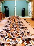 宴会、飲み会、歓送迎会、結婚式二次会予約受付中40名まで