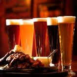 樽生クラフトビール!ウィスキー、カクテルが自慢