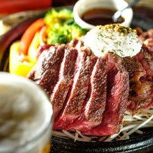 US産 オーロラアンガス牛ステーキ