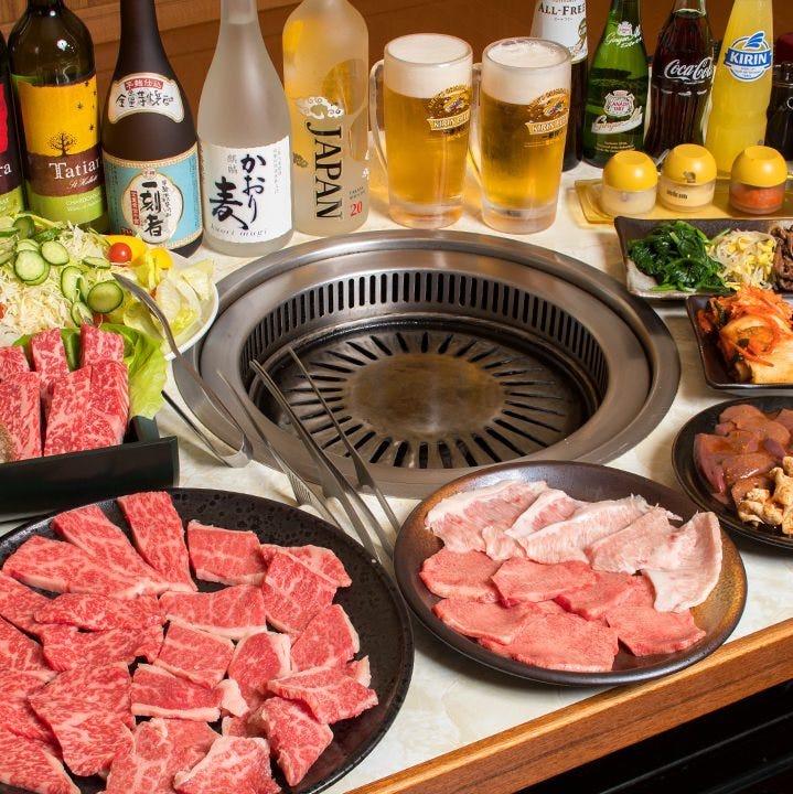 地元の新鮮で上質なお肉を店主が厳選し、ご提供しております。