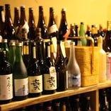 道産酒も数多く取り揃えております!