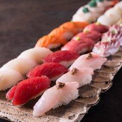 ご家庭でも会社でも本格鮨が味わえます