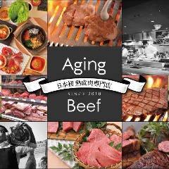 Aging Beef Yokohamaten