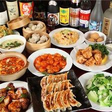 出来立てオーダー式食べ放題1980円!
