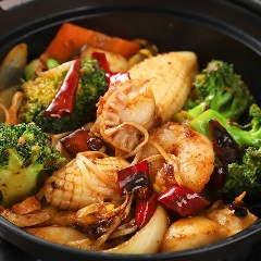 干鍋・海鮮