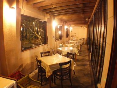 ベーカリーイタリアンレストランマカロニ市場 藤沢店 店内の画像