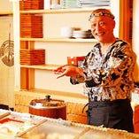 熟練の鮨職人が一貫一貫、心を込めて握るお寿司を気軽に