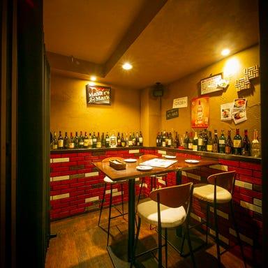 肉とワイン Salute【サルーテ】 心斎橋 店内の画像