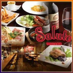 肉とワイン Salute【サルーテ】 心斎橋
