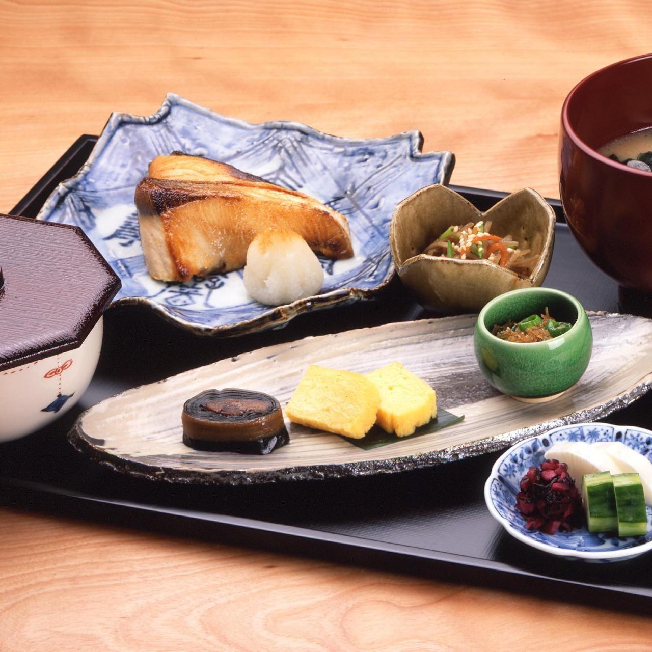 【テイクアウトあり】料理長おすすめの日替わり焼き魚が楽しめる