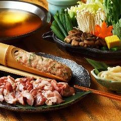 九州みつせ鶏のうどんすき鍋