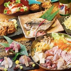堺筋本町 個室居酒屋 九州干物市場わだち 堺筋本町店