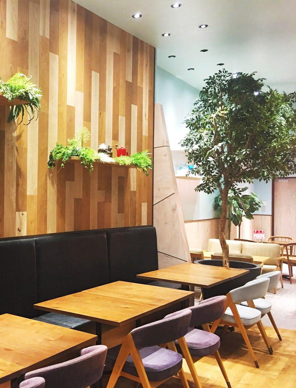 白ヤギ珈琲店 酒々井プレミアムアウトレット店