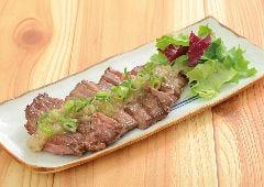 ねぎ塩牛タンステーキ(100g~)