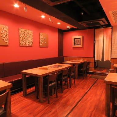 焼肉・韓国料理 多幸家  店内の画像