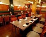(江坂店)半個室テーブル席あります♪