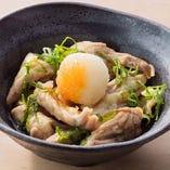 鶏せせりポン酢 390円(税抜)