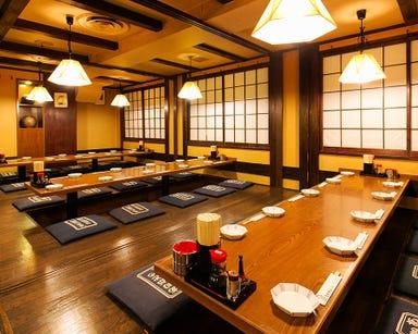 田町 個室居酒屋 駒八 別館 店内の画像