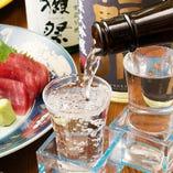 地酒にこだわり過ぎて数ヶ月に一度、日本地酒の会が開かれます