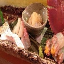 広島が誇る名産「瀬戸内鮮魚」を堪能