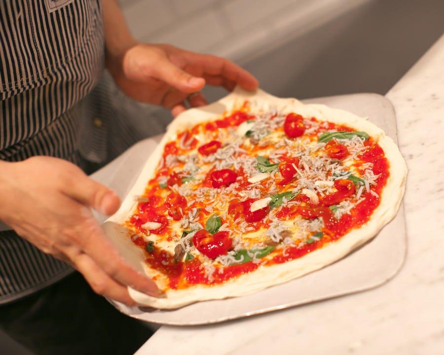 手作りにこだわったイタリア料理