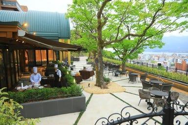 ガーデンレストラン ホルト  店内の画像