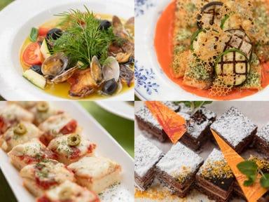 ガーデンレストラン ホルト  コースの画像