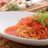 本格イタリアンから軽食まで充実のラインナップ