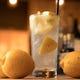 国産レモンでオーダーごとに絞るレモンサワーが大人気!!