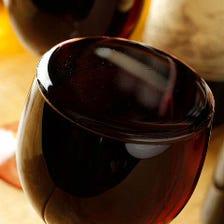 表面張力!溢れで~る♪グラスワイン