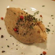 鶏レバーのムース