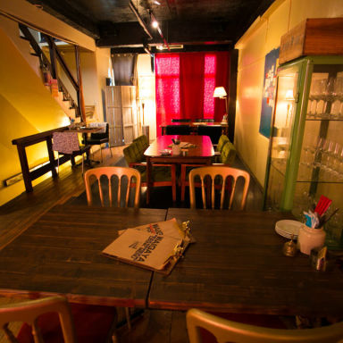 普段着ワイン酒場 ワイガヤ  店内の画像