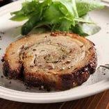 ポルケッタ ~豚バラ肉の香草焼き~
