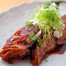 きんき・甘鯛・黒ムツなどの逸品料理
