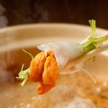 【北海道根室直送】豪華絶品の高級食材【雲丹】をふんだんに使用