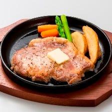 むつみ豚ステーキ