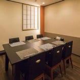 6名様までのテーブル個室