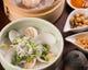 ヘルシーな中華粥が女性の常連様に人気です。