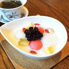 湯圓(ココナッツミルクぜんざい) セット