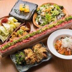 全席個室 肉炉端×瀬戸内海鮮 楓 kaede 梅田店 コースの画像