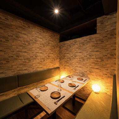 全席個室 肉炉端×瀬戸内海鮮 楓 kaede 梅田店 店内の画像