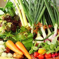 埼玉県産の新鮮地場野菜