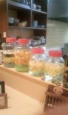 自家製の果実酒