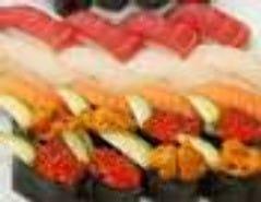 寿司職人が握る特上寿司