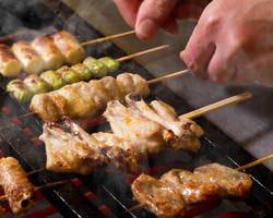 串焼き 七味屋  メニューの画像