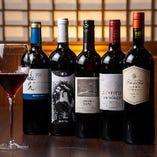 お好みのワインときっと出会えるはず