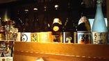 焼酎、日本酒、果実酒、梅酒も数々揃えています!